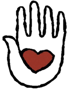 SAPAC Hand in Heart Logo