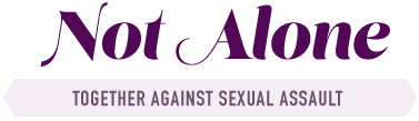 Not Alone Website Logo