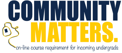 Community Matters Banner