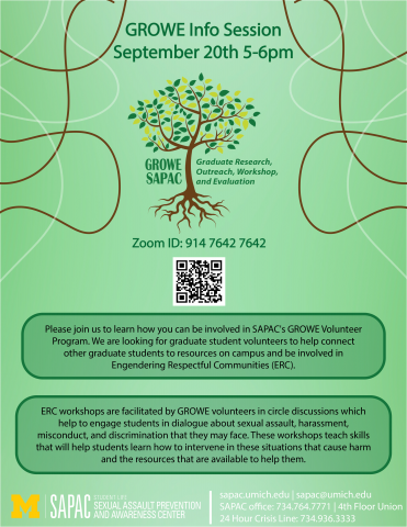 A tree with multicolored leaves and spreading roots over text restating the information on this webpage.