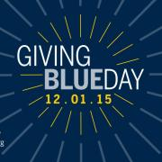 Giving Blue 2015 Poster