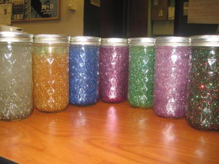 Picture of Glitter Jars from PLSG