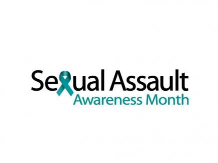 Sexual Assault Awareness Month Poster